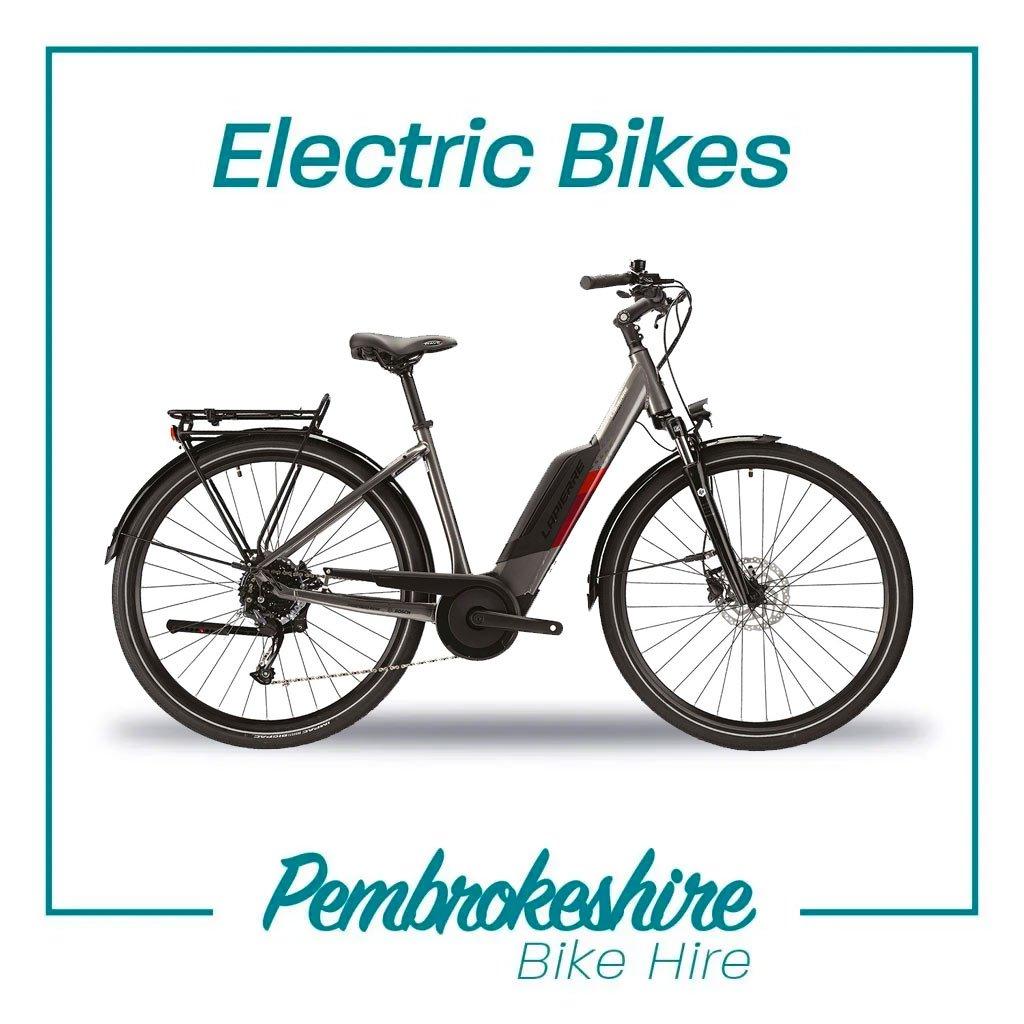 eBike Electric Bike Hire Pembrokeshire Bike Hire Cycling Narberth