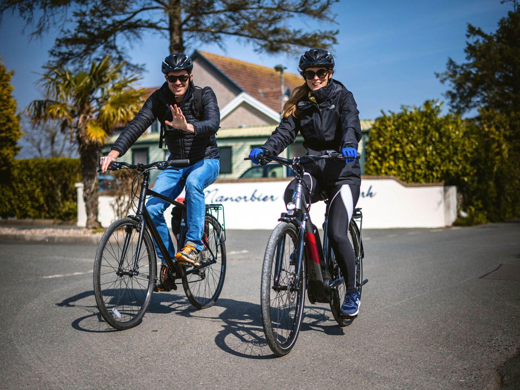 Pembrokeshire Bike Hire and Electric Bike Hire