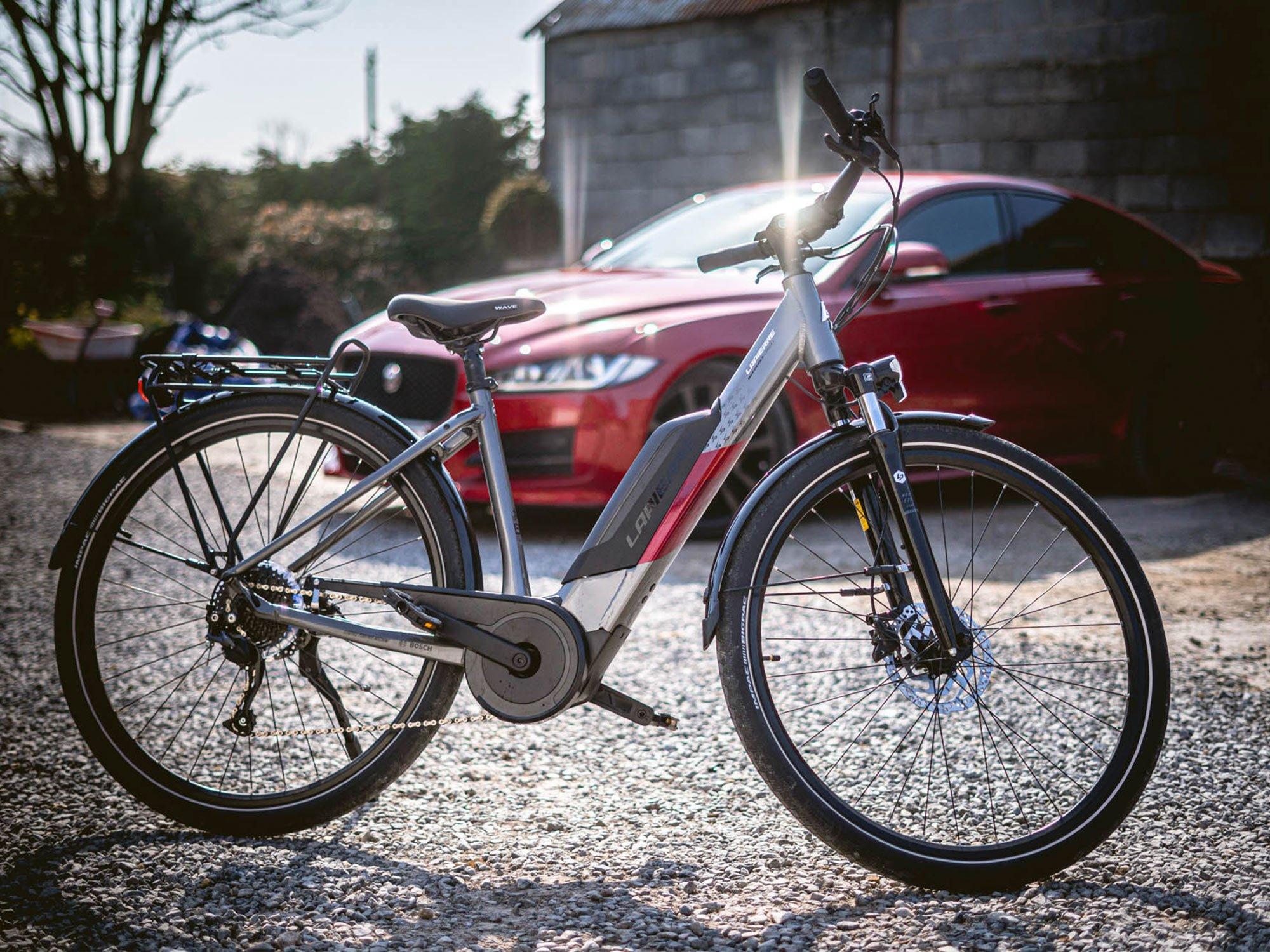Premium electric bike hire Pembrokeshire